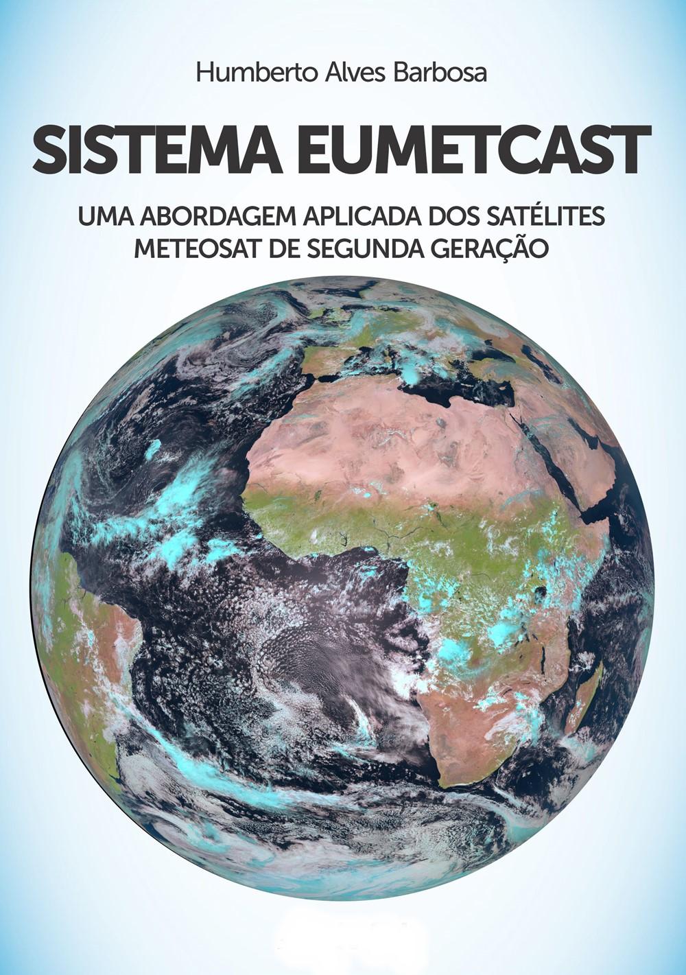 Capa Livro Sistema Eumetcast